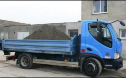 Kontejnerová autodoprava odvoz odpadů suti Kolín Kutná Hora