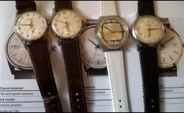 Výkup starých hodinek Prim, Ostrava
