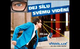 Brýlové čočky Varilux v JM Optik