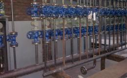 Potrubní rozvody vod, plynu i páry - montáž