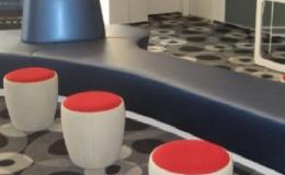 Interiéry na míru pro kanceláře, hotely, recepce