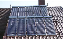 Solární panely pro úsporu finančních prostředků