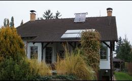 Sestavení solárních panelů na míru, Vysočina