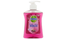 tekuté antibakteriální mýdlo