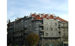 Betonové střechy - činžovní a panelové domy
