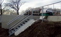 Zámečnické práce Hrotovice, Třebíč - výroba schodišť