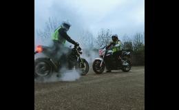 Řidičské oprávnění na motorku i auto