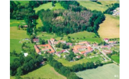 Obec Krašlovice leží uprostřed jihočeské přírody