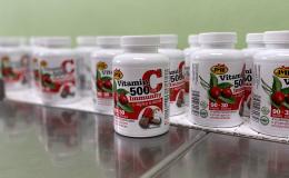 vitamín C 500 s šípky a zinkem