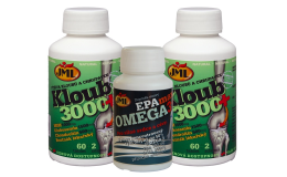 doplňky stravy - Kloub 3000 a Omega 3000