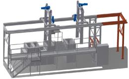 Návrhy a vizualizace ocelových konstrukcí