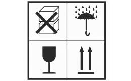 Přepravní štítky pro zboží - tisk