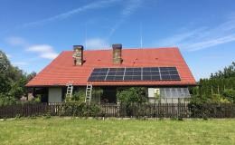 instalace fotovoltaických elektráren Frýdek, Karviná