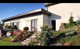 Projekty na stavbu a rekonstrukce rodinných domů Brno