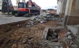 Demoliční a bourací práce včetně odvozu duti Blansko, Brno