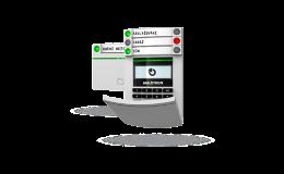 Elektronické zabezpečovací systémy (EZS), ovládací zařízení