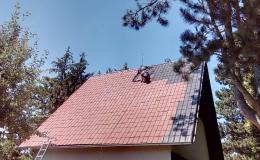 opravy a čištění střech v regionu Uherské Hradiště, Hodonín