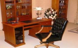 Zakázková výroba nábytku pro právnické kanceláře