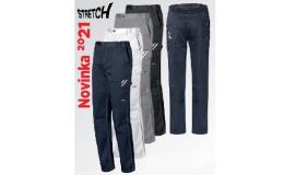 Velkoobchodní prodej pracovních kalhot