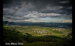 Zajímavá příroda Krušných hor a města Horní Jiřetín