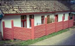 Výroba betonových plotů Hodonín