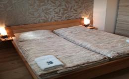 Pobyt v apartmánech s úschovnou kol - cykloturistika Znojmo