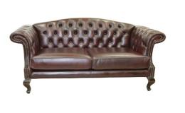 Anglický nábytek Chesterfield - kožené sedačky a pohovky