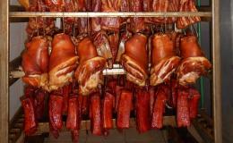 Uzené maso - výroba prodej Prosiměřice, Znojmo