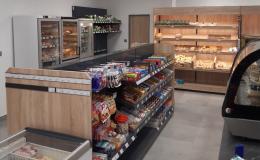 prodejna potravin Fryšták