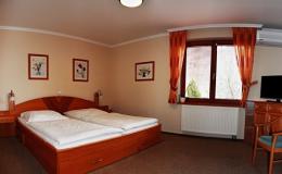 Ubytování v penzionu v soukromí pro páry, rodiny s dětmi Valtice