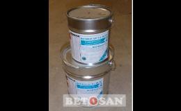 Pryskyřice pro injektáž betonu a železobetonu a jiná stavební chemie
