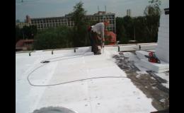 Zateplení plochých střech rychle a kvalitně
