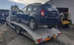 Výkup a odtah bouraných automobilů Olomouc