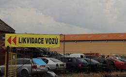 Ekologická likvidace vozidel zdarma Přerov