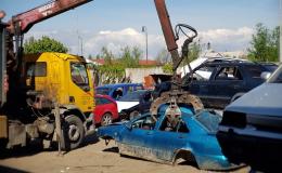 Autorizovaná likvidace autovraků