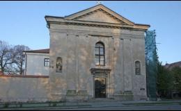 Loretánská kaple v Golčově Jeníkově