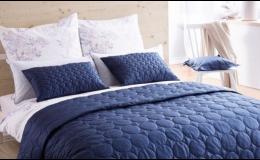 Výroba a prodej luxusních přehozů na postel Příbram