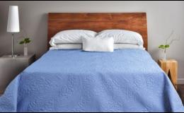 Vlněné přehozy na postel Příbram
