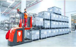 Skladovací prostor a logistika skladu