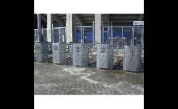 TOI TOI, sanitární systémy - pronájem vstupních koridorů