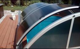 Výroba plastových bazénů Liberec