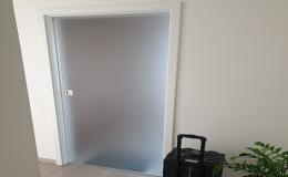 Celoskleněné interiérové dveře Znojmo