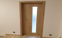 Interiérové dveře s možností různých povrchových úprav