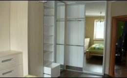 Truhlářství Svitavy, výroba vestavěných skříní