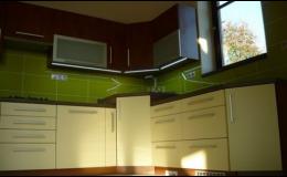 Truhlářství Svitavy, výroba kuchyňských linek