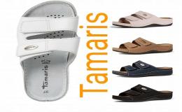 Pantofle a nazouváky Tamaris Třebíč, Jemnice