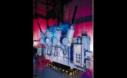 Výkonové transformátory ABB