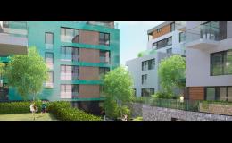 Bytový dům Stodůlky - developerský projekt Trigema a.s.