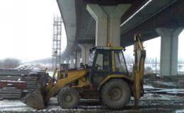 Terénní úpravy Ostrava
