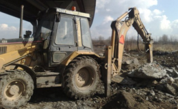 Terénní úpravy, stavební, výkopové a zemní práce Ostrava
